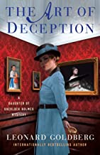 The Art of Deception: A Daughter of Sherlock Holmes Mystery (Daughter of Sherlock Holmes Mysteries)