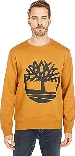 Timberland Core Tree Logo Crew Neck Sweatshirt Brushback