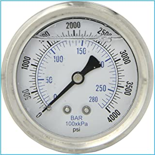 pressure gauge 0 4 bar