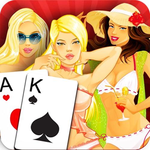 Hot Girls Black Jack 21 Offline