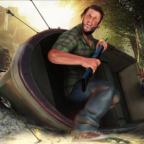 Regeln des Überlebens Jungle Escape Adventure Mission: Superheld Jäger Survivor Evolution Simulator 3D-Spiel 2018