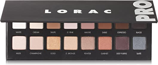 LORAC Pro Palette 16 Eyeshadow Plus Behind The Scene Eye Primer