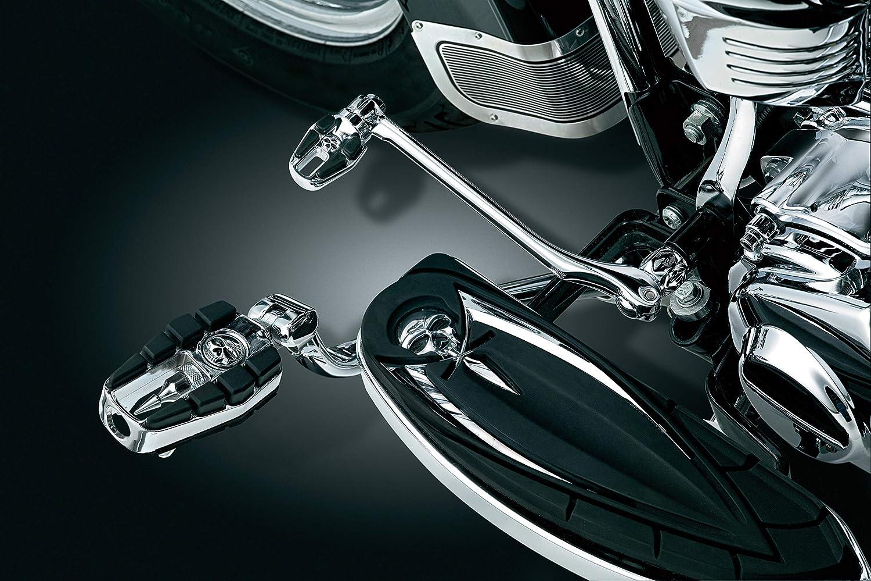 Kuryakyn Chrome Phantom Toe Shift Lever Arm Peg Harley Touring Softail XL Dyna