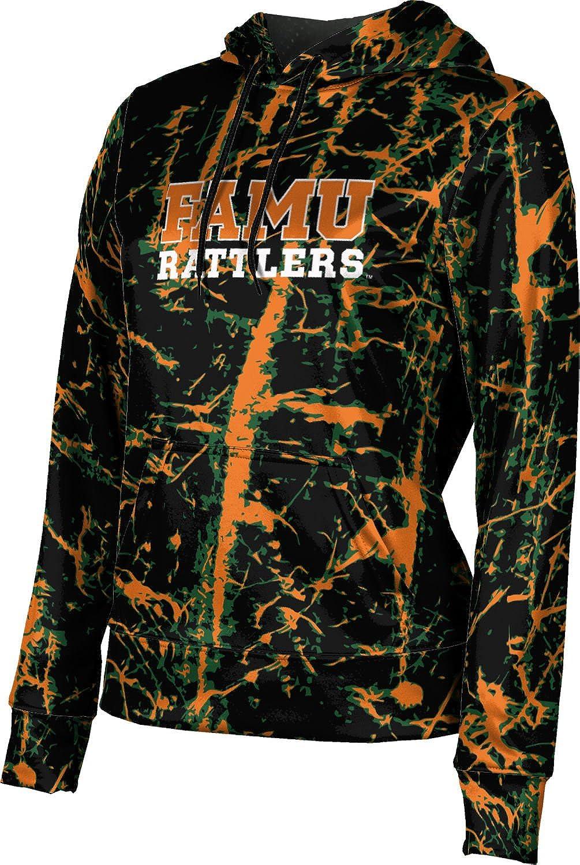 ProSphere Florida A&M University Girls' Pullover Hoodie, School Spirit Sweatshirt (Distressed)