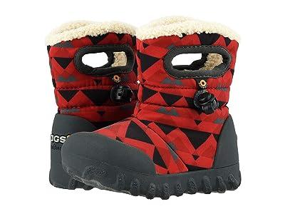 Bogs Kids B Moc Mountain (Toddler/Little Kid) (Red Multi) Kids Shoes