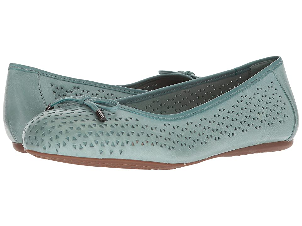 SoftWalk Napa Laser (Aqua Laser Cut Leather) Women