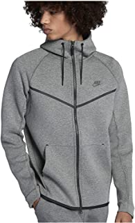 Nike Mens Tech Fleece Windrunner Full Zip Hoodie 805144-091