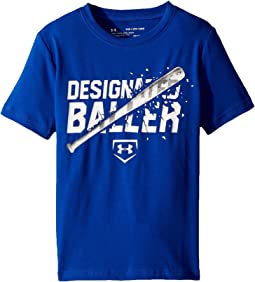 Under Armour Kids - Designated Baller Short Sleeve Tee (Big Kids)