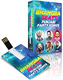 BHANGRA BEATS PUNJABI PARTY SONGS (USB MEMORY STICK)