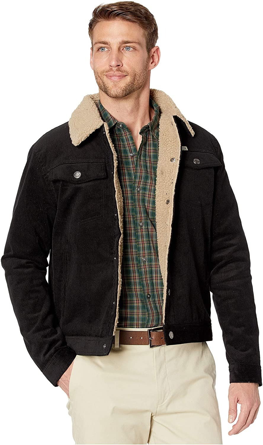 U.S. Polo Assn. mens Jacket Price reduction Corduroy Jean Outlet ☆ Free Shipping