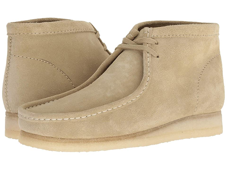 Clarks Wallabee Boot (Maple Suede) Men