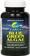 American Health Klamath Shores Blue-Green Algae, 120 Capsules