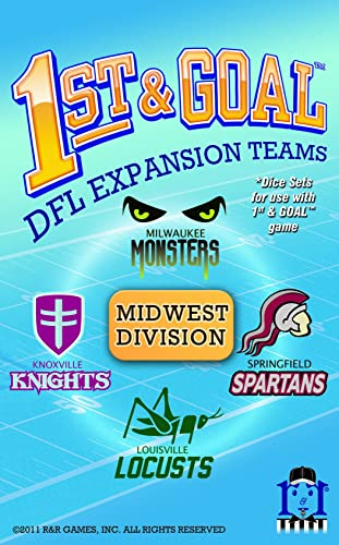 1st and Goal  Midwest Expansion