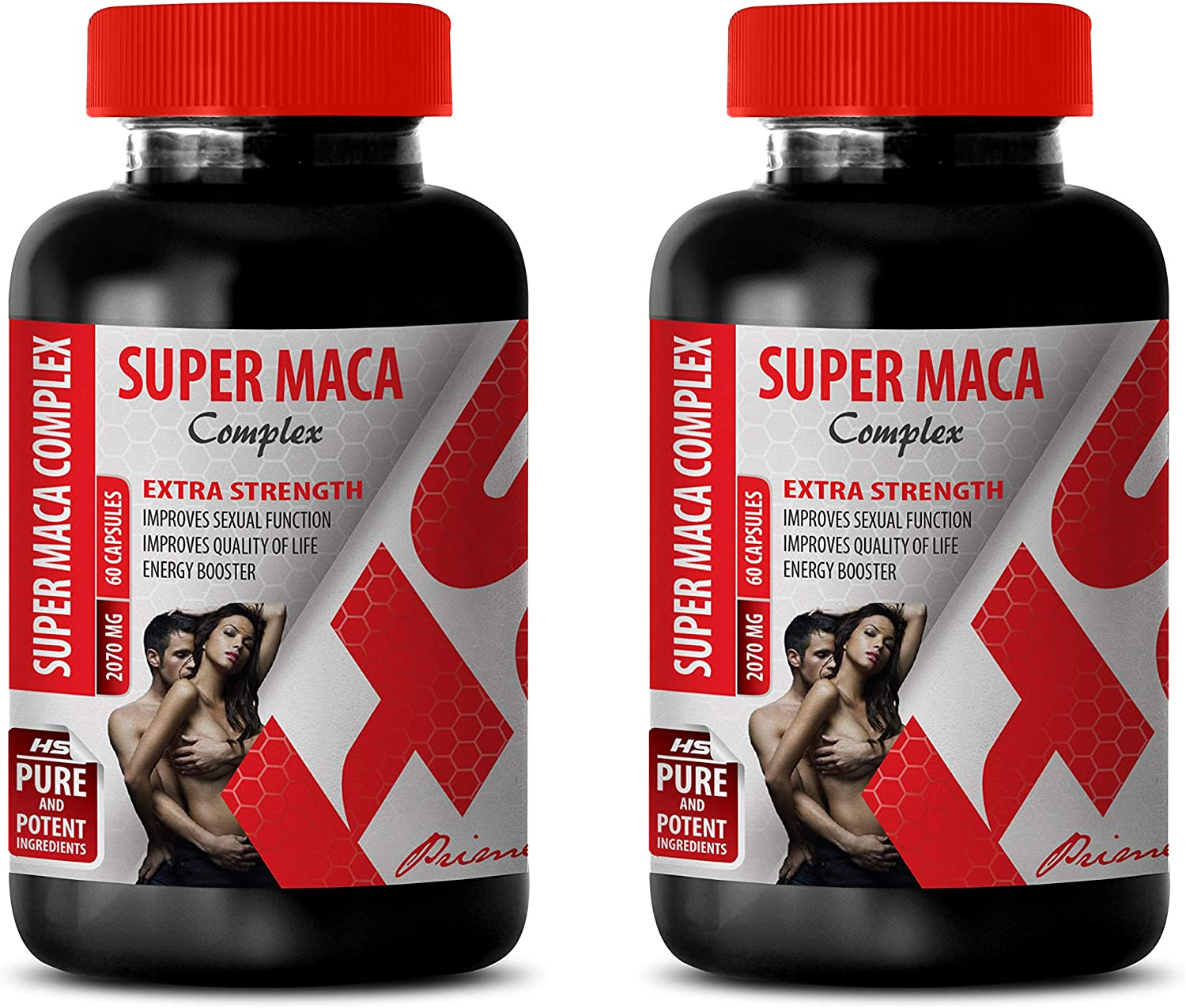 Male Enhancing Vitamins New Orleans Mall - Super overseas MACA Complex Mg Extra Str 2070