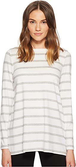 Eileen Fisher - Bateau Neck Top
