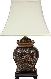Best black porcelain lamp Reviews