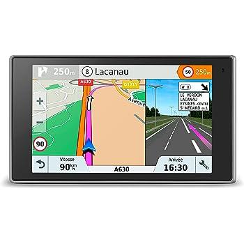 Garmin DriveLuxe 51 Full EU LMT-S - Navegador GPS con mapas de por Vida y tráfico vía móvil (Pantalla de 5