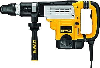 DeWalt 9kg Fully Featured SDS-Max Combi Hammer with UTC, Yellow/Black, D25763K-B5, 3 Year Warranty
