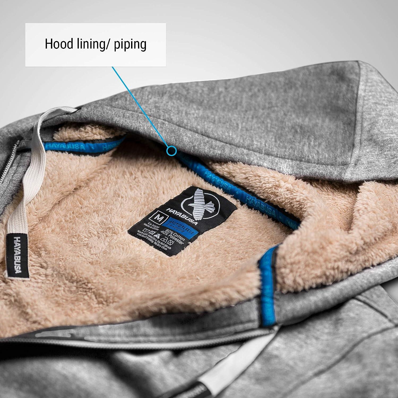 Hayabusa Arctic Heavyweight Zip Up Hoodie