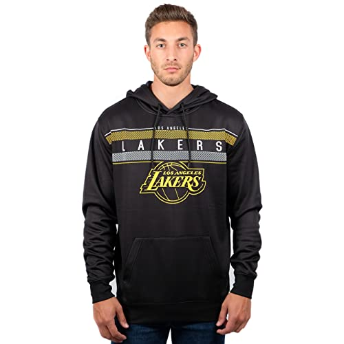 UNK NBA Mens Fleece Hoodie Pullover Sweatshirt Poly Midtown