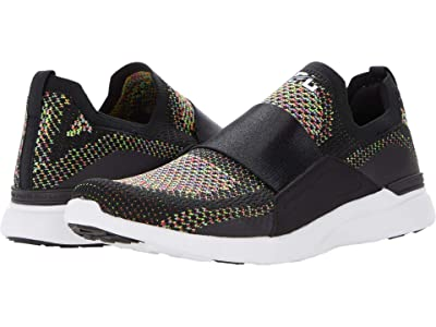 Athletic Propulsion Labs (APL) Techloom Bliss (Black/Multi/White) Women