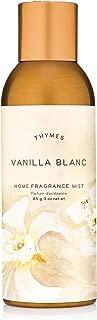 Thymes - Vanilla Blanc Home Fragrance Mist - Warm Vanilla Scented Room Spray - 3 oz