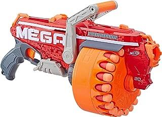 Nerf Megalodon N-Strike Mega Toy Blaster with 20 Official Nerf Mega Whistler Darts