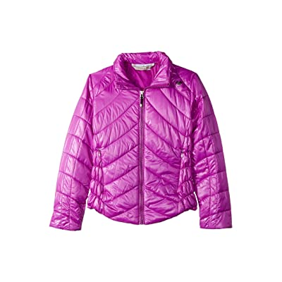 Obermeyer Kids Gigi Insulator Jacket (Big Kids) (Violet Vibe) Girl