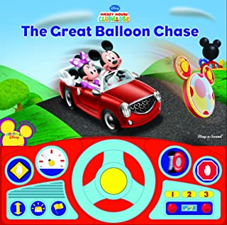 Play-a-Sound: Mickey Mouse Clubhouse, The Great Balloon Chase