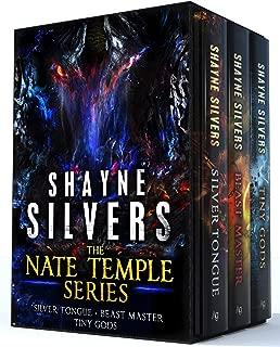 The Nate Temple Supernatural Thriller Series: Books 4 - 6 (The Nate Temple Supernatural Thriller Series Boxset Book 2)