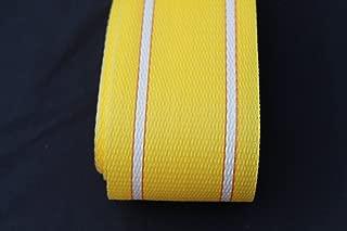 Wellington Lawn Chair Re-Web Kit, 2 1/4 in Wide, 72 feet; Yellow