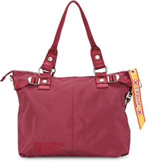 George Gina /& Lucy Nylon Roots 2Tone YMA Wine Fuxia Strong