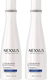 Nexxus Therappe Shampoo, for Normal to Dry Hair 13.5 oz, 2 count