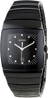 Rado Men's R13724162 Sintra BLack Dial Watch