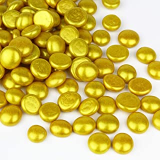 Best gold glass beads for vases Reviews