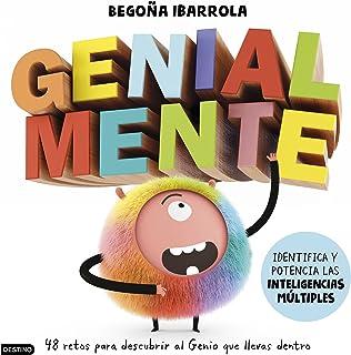 Genial Mente (Libros de entretenimiento) (Spanish Edition)