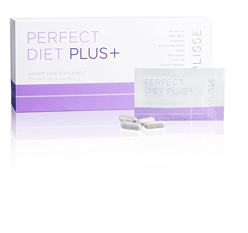 鎮静剤振動させる話をするシンプリス パーフェクトダイエット プラス+ 30袋(30日分)
