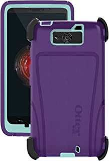 OtterBox Defender Series Case for Motorola Droid Ultra - Retail Packaging - Blue/Purple