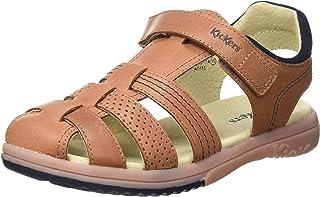 Kickers Boy's Platinium Sandal