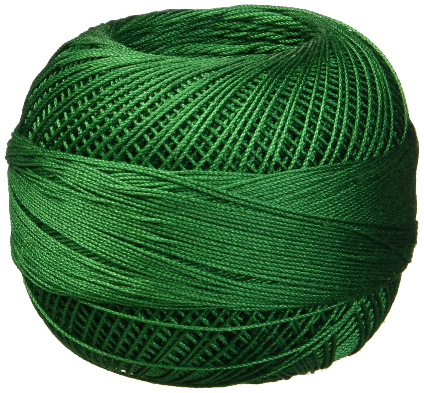 Handy Hands Lizbeth Egyptian Cotton Crochet Thread, Tatting Thread, and Knitting Thread Lace Size 20 (25 Grams 210 Yards) – HH20638 (Christmas Green)