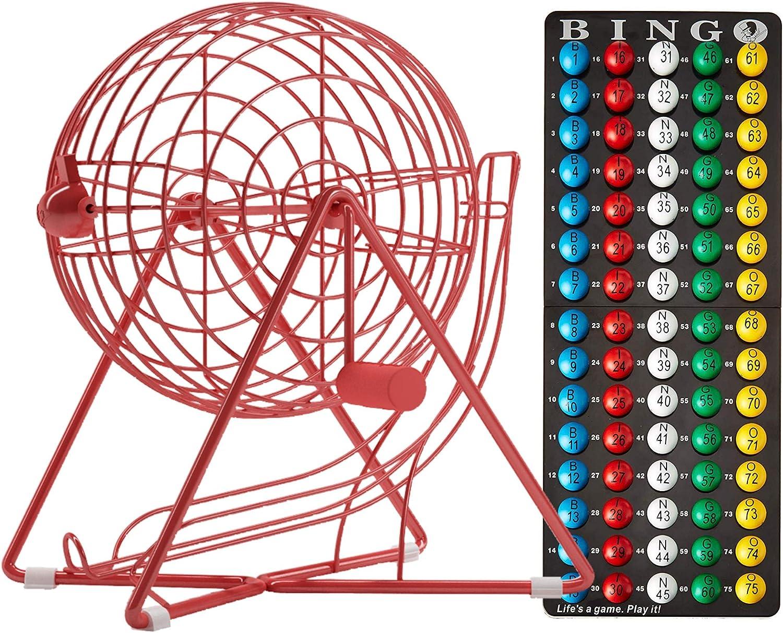 MR CHIPS 11 Inch Tall Professional Phoenix Mall Ca 35% OFF Bingo with Set Steel