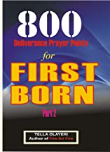 prayer points for first born