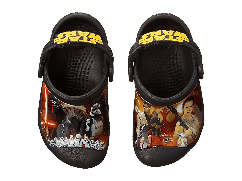 Crocs Kids CC Star Wars Clog (Toddler/Little Kid) (Multi) Boys Shoes