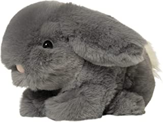 "Manhattan Toy Clover the Crouching Bunny Stuffed Animal, 5"""