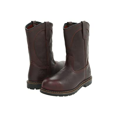 Irish Setter 83904 Pull-On Aluminum Toe (Brown) Men