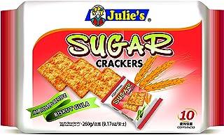Julie's Sugar Crackers Biscuits, 260g