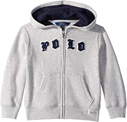 Cotton-Blend Fleece Hoodie (Toddler)
