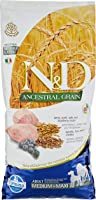 N&D Ancestral Graın Dog Kuzu Adult Med.Maxi, 12 Kg