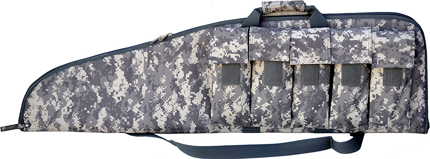 Manufacturer regenerated product Explorer Military Outdoor Police Gun Inch 42 It is very popular ACU Camouflage Case