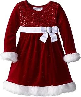 santa jumper dress